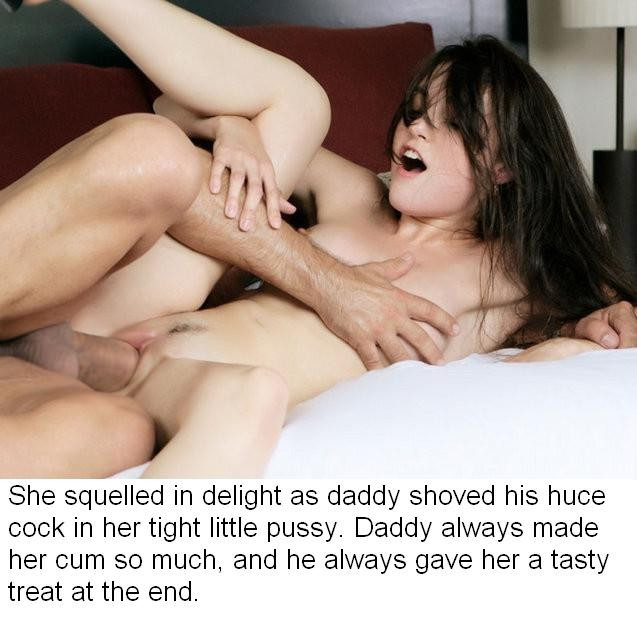 daughter seducing father
