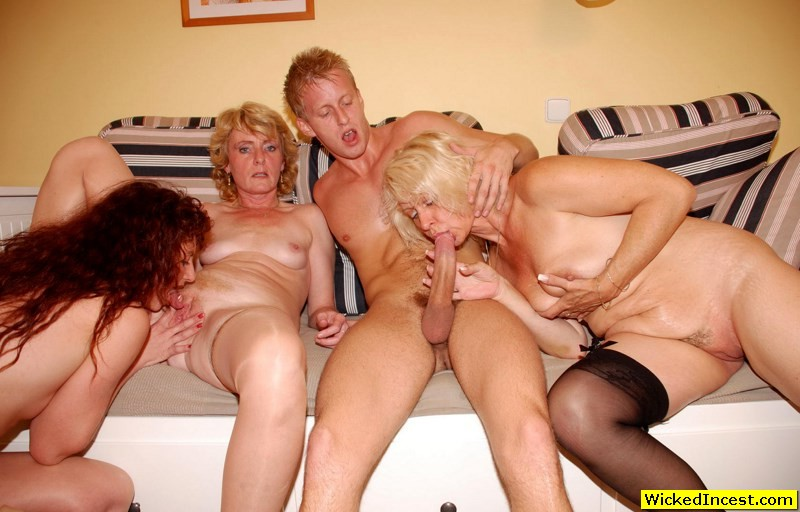 Sex with family pics