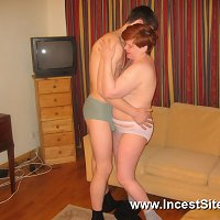 Hot chubby mom pleases the stiff shaft of her son