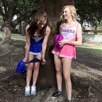 DaughterSwap.com presents: Cheerleaders pt.2 incest story!